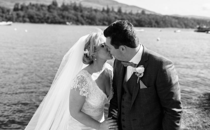 Caitriona & Declan's Real Wedding June 2016 at the Kenmare Bay Hotel
