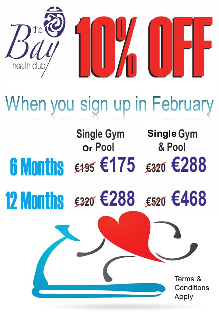 Kenmare Bay Leisure Centre Offer