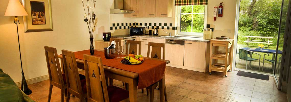 Kenmare Self Catering Accommodation - Forelands Houses  External