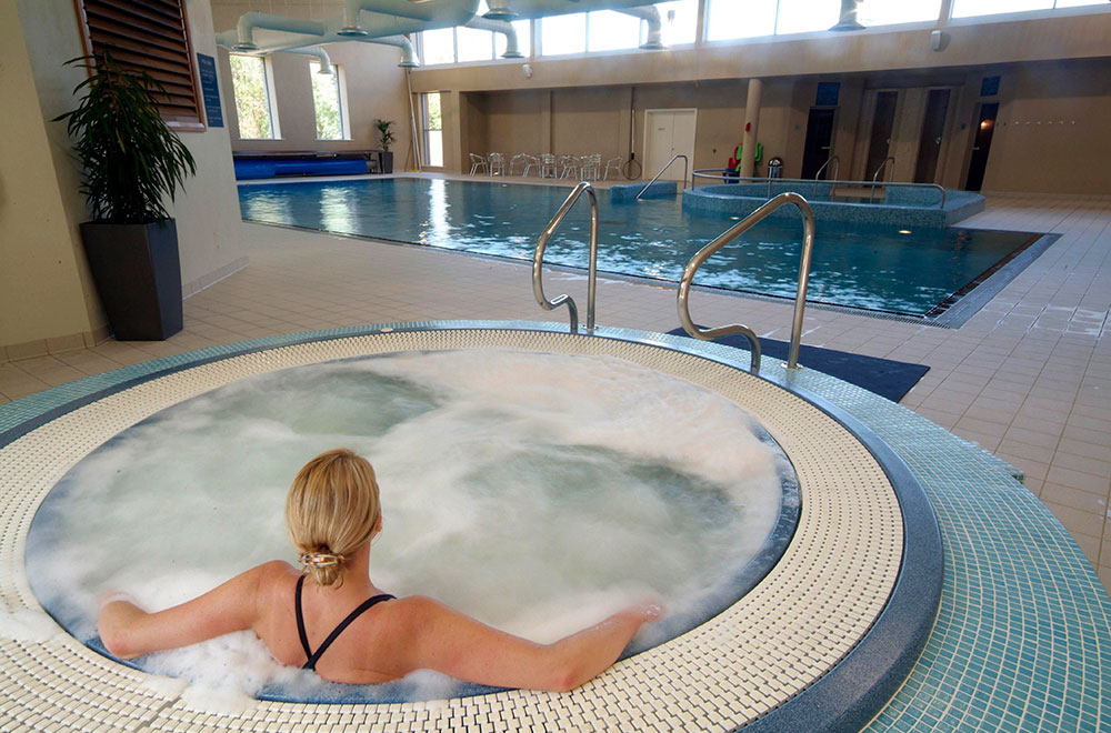 Kenmare Bay Hotel Pool & Jacuzzi