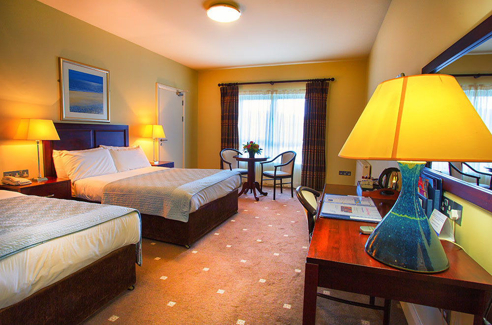 Kenmare Bay Hotel Superior Rooms