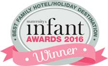 Kenmare Bay Hotel Best Family hotel Award Winner