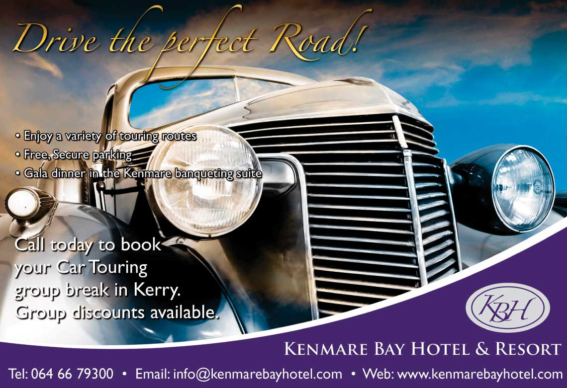 Car tours in Kenmare