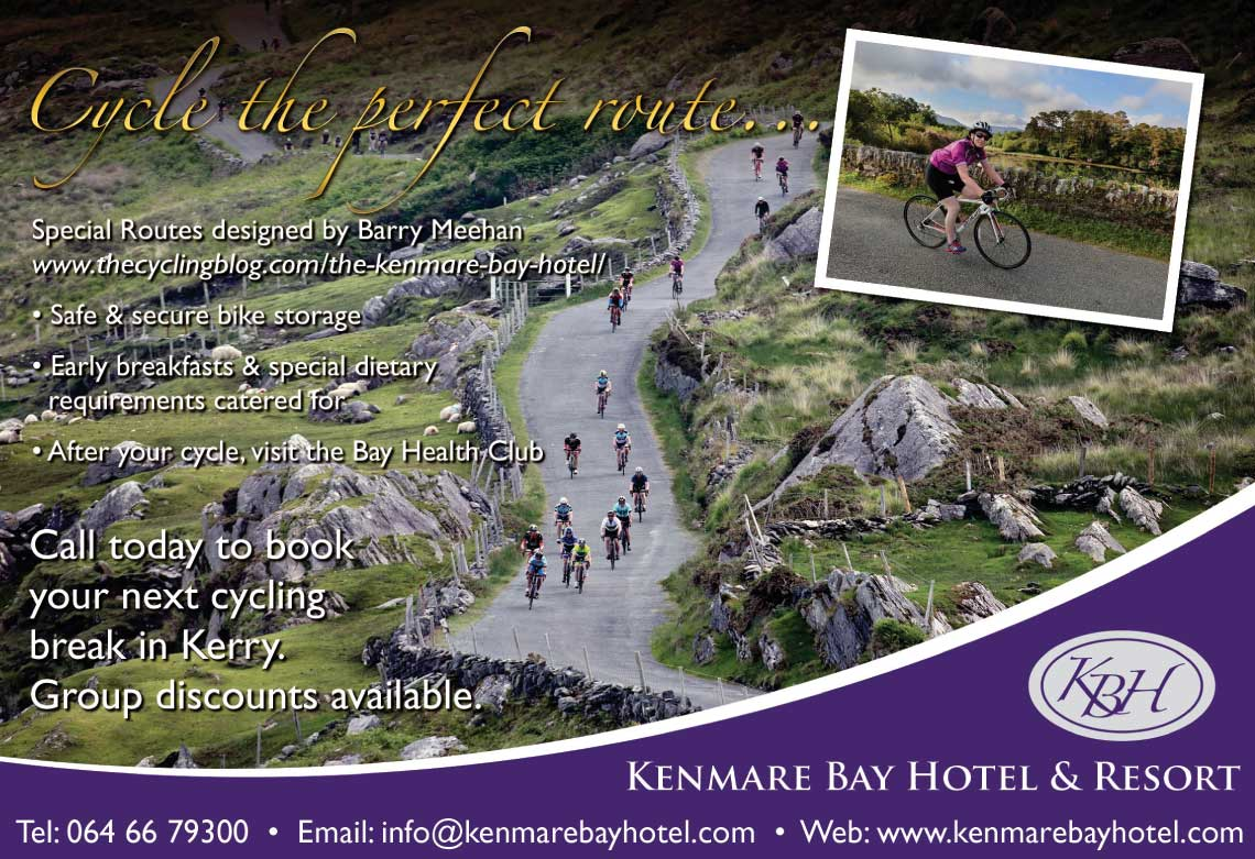 Cycling tours in Kenmare