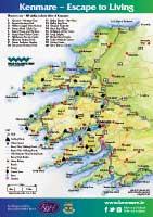 Map Of Ireland Kenmare.Kenmare Town Kenmare Bay Hotel Resort Kerry Ireland