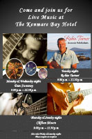 Music Nights at The Kenmare Bay Hotel