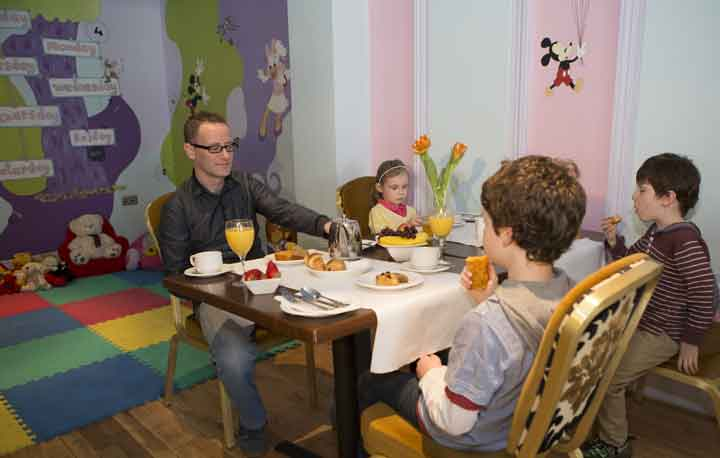 Family Friendly Hotel Kenmare - Kids Playroom