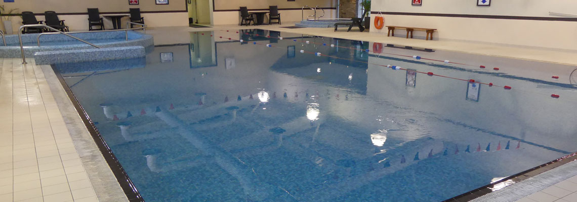 Kenmare Bay Hotel Leisure Centre - Swimming Pool