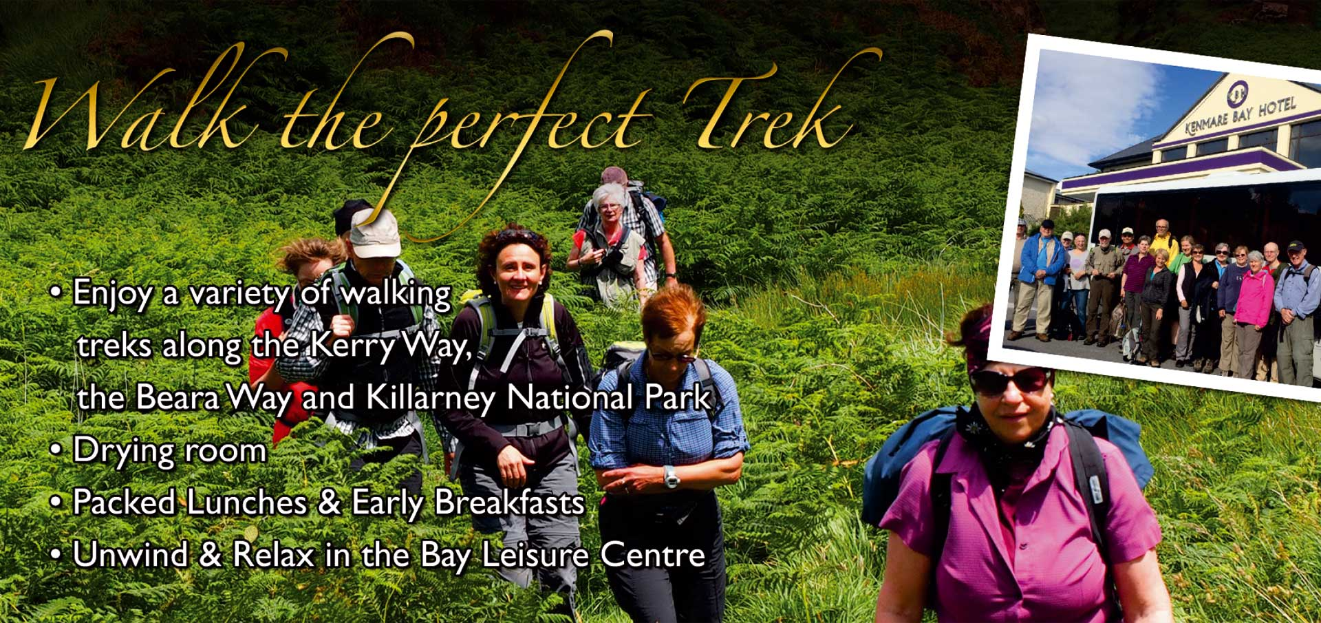 Kenmare Walking Tours