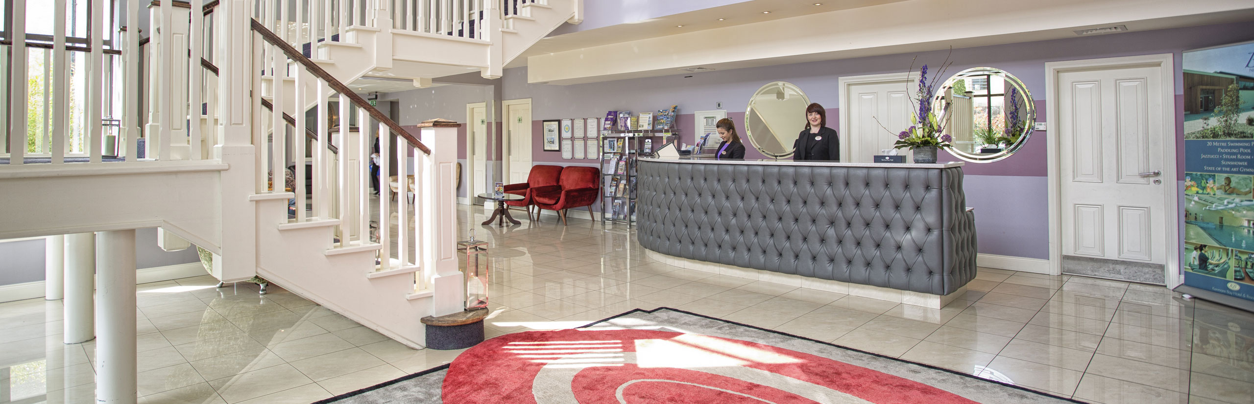 Kenmare Bay Hotel & Resort - Foyer